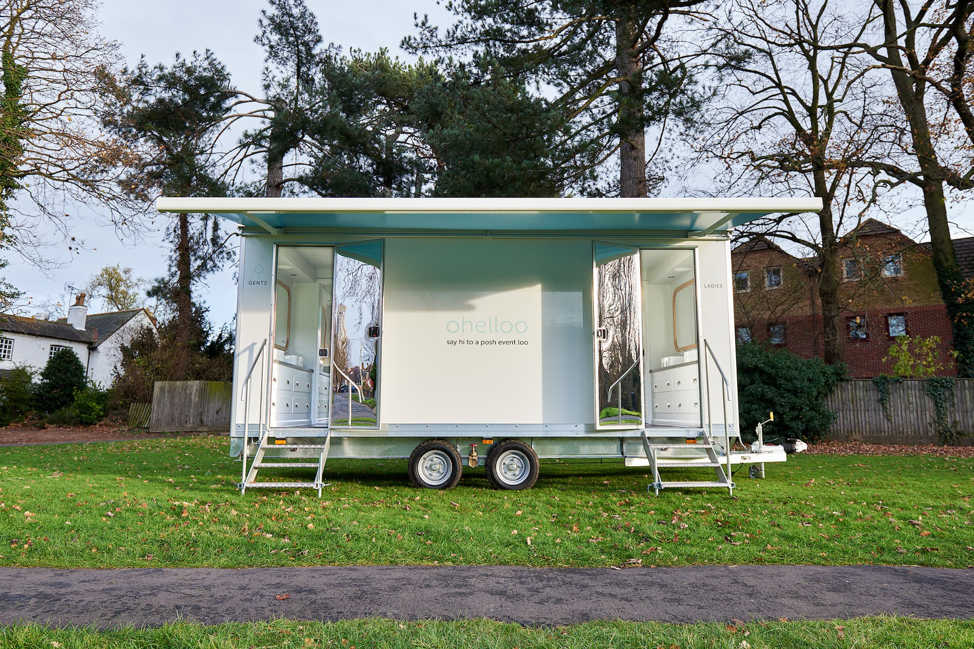 Luxury Portable Toilets: Spending a Posher Penny